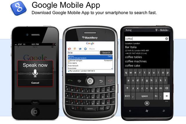 Google app: products and partnerships just keep getting cleverer