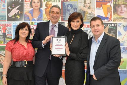 Carat wins £250k NatMag 100 Award for client Debenhams