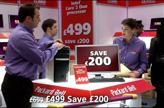 PC World breaks ranks to promote brand over price