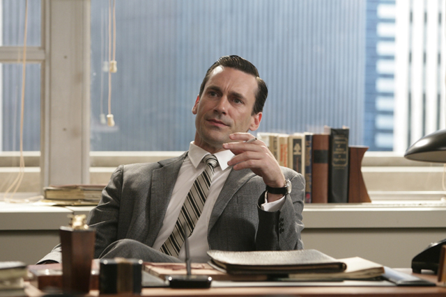 Mad Men: brand-side marketers are being attracted by the glamour of a career in adland