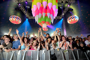 Kendal Calling takes between 26 and 28 July