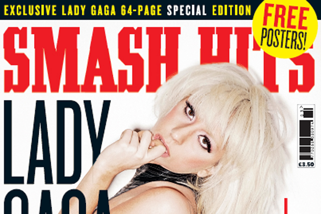 Smash Hits: returns with a Lady GaGa special