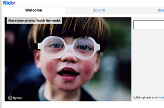Yahoo! launches Flickr mobile app
