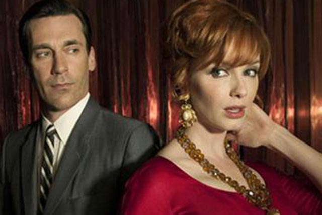 Mad Men: to be shown on Sky Atlantic