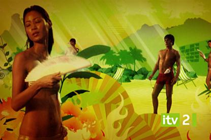 ITV2... talks with Sky