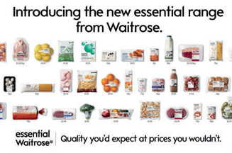 Waitrose shifts focus with price-led ads
