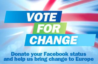Conservative Party Facebook app