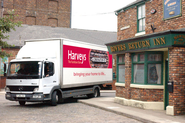 Fantastic Itv Seeks New Coronation Street Sponsor Caraccident5 Cool Chair Designs And Ideas Caraccident5Info