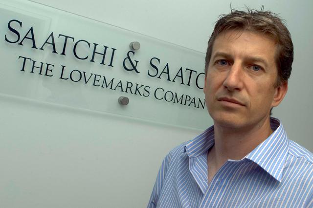 Simon Francis: quits Saatchi & Saatchi