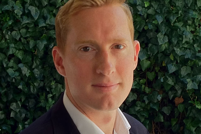 Chris King: commercial director of Agon