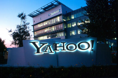Yahoo!... fall in revenues