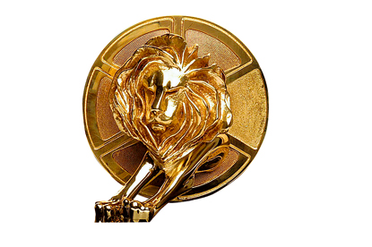 Cannes Lions.......entries down by 20 per cent