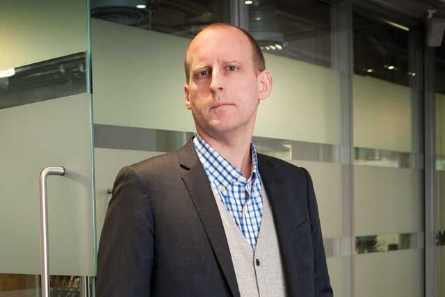 Mark Middlemas: managing partner, marketing, UM London