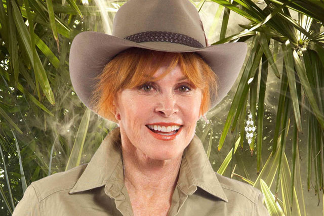 Stefanie Powers: joins I'm A Celebrity on ITV