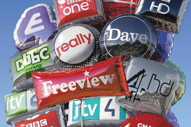Freeview unveils £60m ad campaign to steal TV share
