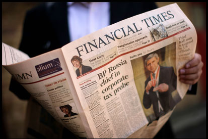 The FT already charges for online content