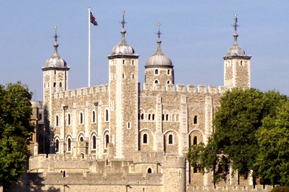 Tower of London…part of £2m media review
