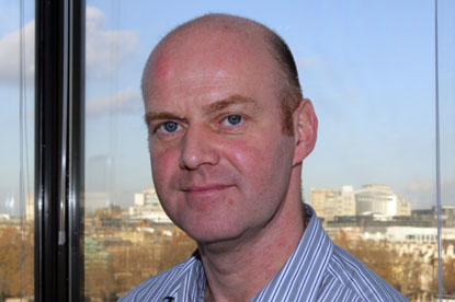 Simon Poole...GMTV sales and marketing director