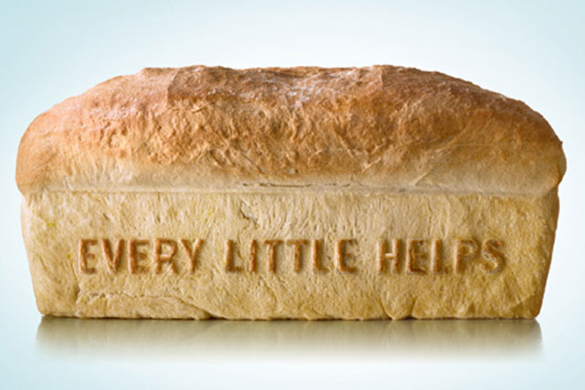 Tesco: 'every little helps' by The Red Brick Road