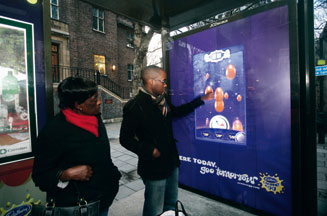 Outdoor advertising industry under pressure