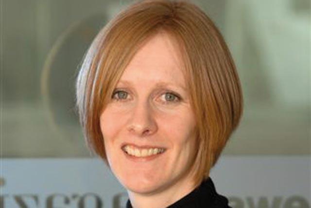 Kate Mowatt: publisher of IPC's Essentials magazine