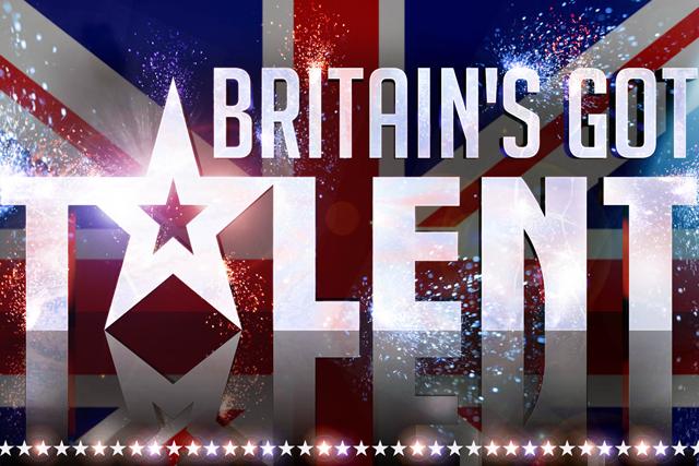 Britain's Got Talent: signs up Moneysupermarket