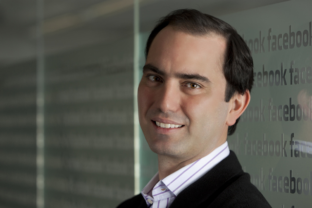 Christian Hernandez, director of platform partnerships at Facebook EMEA