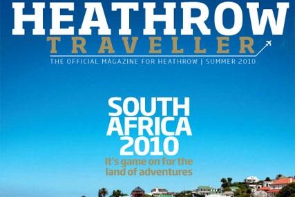 Heathrow launches  Heathrow Traveller