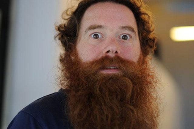 Beard of the century?
