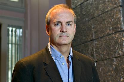 Hamish Pringle...director general at the IPA