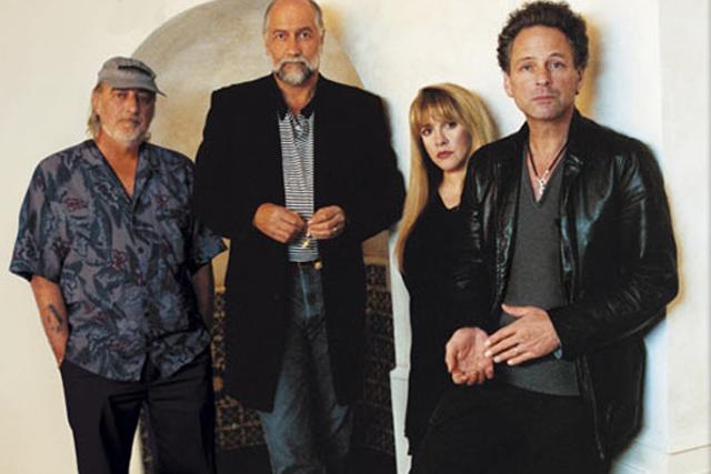 Fleetwood Mac: signed to Warner Music
