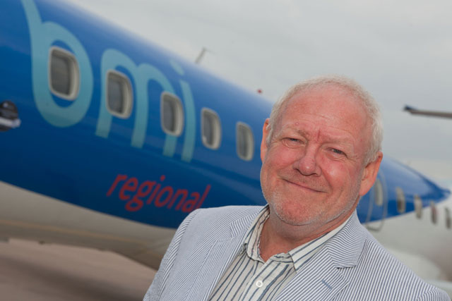 Ian Woodley: chairman of bmi Regional