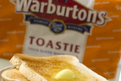 Warburtons... review