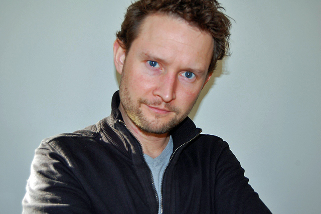 Jon Tickner, creative development director, IPC Media