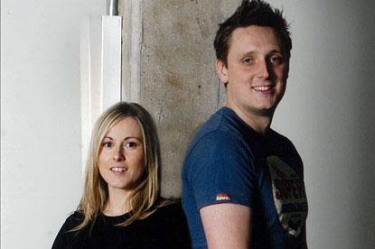 Simon Lloyd and Christine Turner bring extra digital expertise to Adam & Eve