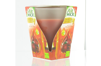 Air Wick readies pre-Christmas ad campaign for Mulled Wine fragrance