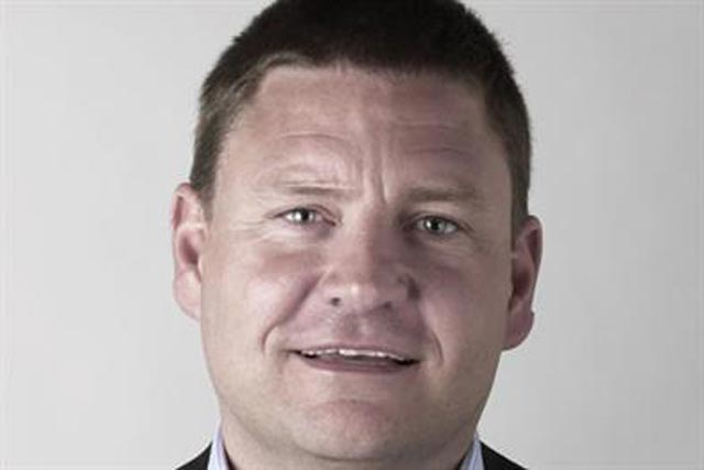 Kurt Edwards: appointed commercial director of UTV Pitch