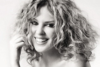 Kylie Minogue: fronts Breakthrough Breast Cancer campaign