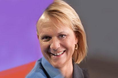 Microsoft's Steve Ballmer and Yahoo!'s Carol Bartz