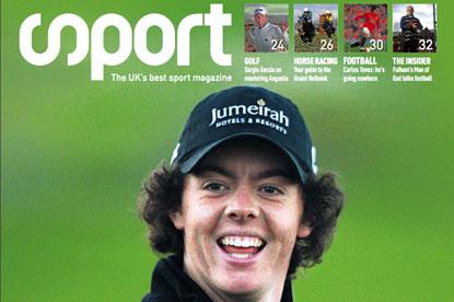 Sport...suspending publication