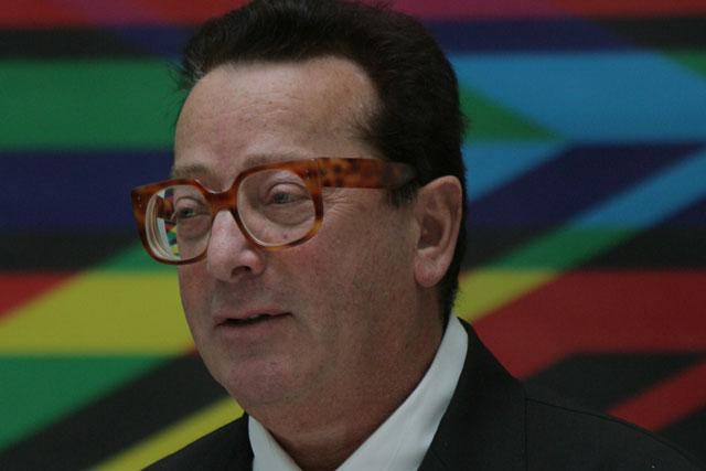 Maurice Saatchi: executive director of M&C Saatchi