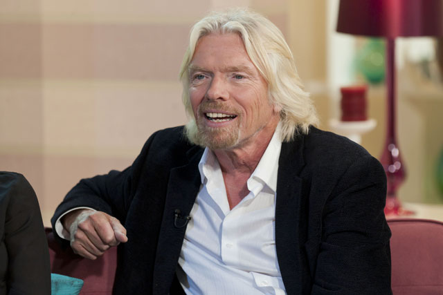 Branson: appointed Saatchi & Saatchi and Kitcatt Nohr Digitas