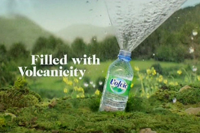 Volvic: appointed MEC Interaction