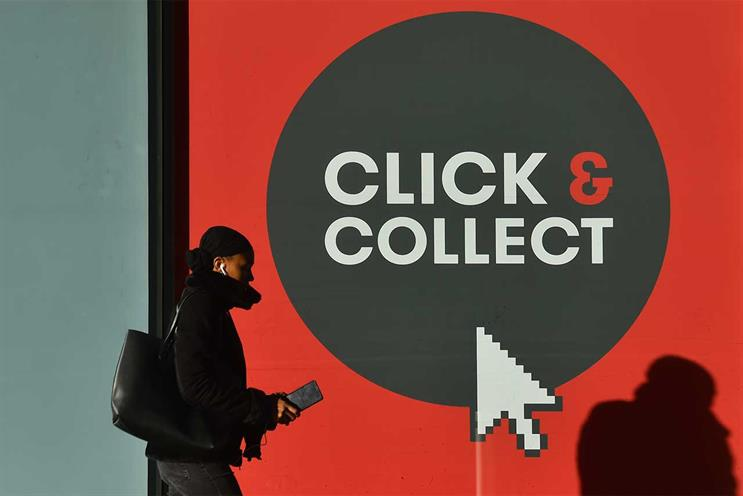 Ecommerce: drove better-than-expected online search adspend (Getty Images)