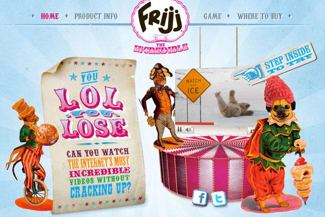 Frijj: backs new range with digital push