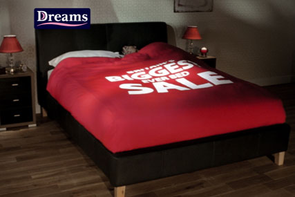 Dreams: bed retailer wants to highlight its niche as a specialist