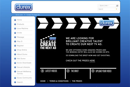 Durex turns to crowdsourcing