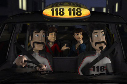 Gerry Murphy has left The Number 118 118