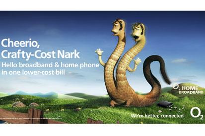 O2 is preparing a £5m broadband campaign