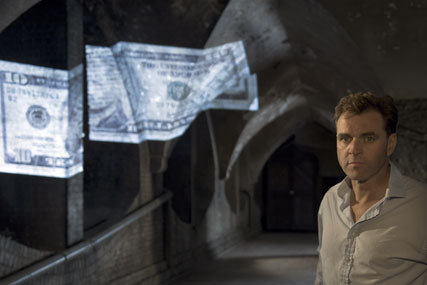 Money talk: Niall Ferguson's Channel 4 series on the history of world finance marks the Cayman Islands' first TV sponsorship deal